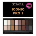 Makeup Revolution, Paleta Cieni do Powiek, ICONIC PRO 1