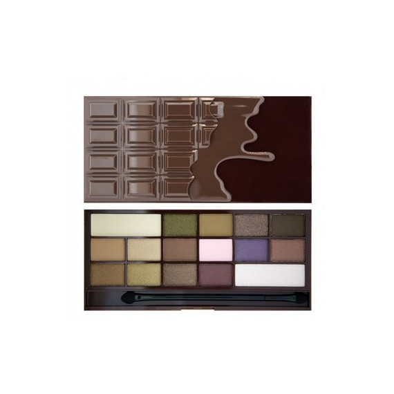 Makeup Revolution Paleta Cieni do Powiek I HEART CHOCOLATE