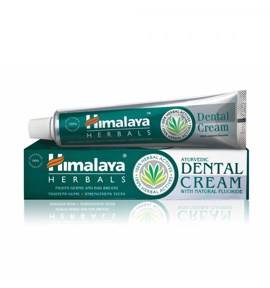 Himalaya Herbals, DENTAL CREAM pasta do zębów, 75 ml