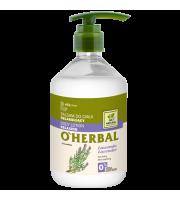O'Herbal, Relaksujący BALSAM DO CIAŁA z ekstraktem z lawendy, 500 ml