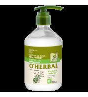 O'Herbal, O'Herbal Orzeźwiający BALSAM DO CIAŁA z ekstraktem z werbeny, 500 ml