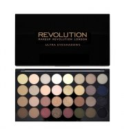 Makeup Revolution, Paleta 32 Cieni, Flawless