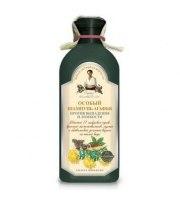 Receptury Babuszki Agafii, Szampon Ziołowy Specjalny Przeciwko Wypadaniu I Łamliwości Włosów - Do Każdego Rodzaju Włosów, 350 ml