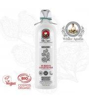 White Agafia, Balsam łopianowy do wszystkich typów włosów – wzmocnienie i blask, 280 ml
