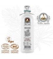 White Agafia, Organiczny szampon cedrowy do wszystkich typów włosów – odżywienie i odbudowa, 280 ml