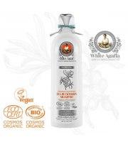 White Agafia, Organiczny szampon rokitnikowy do wszystkich typów włosów – zwiększenie objętości, 280 ml