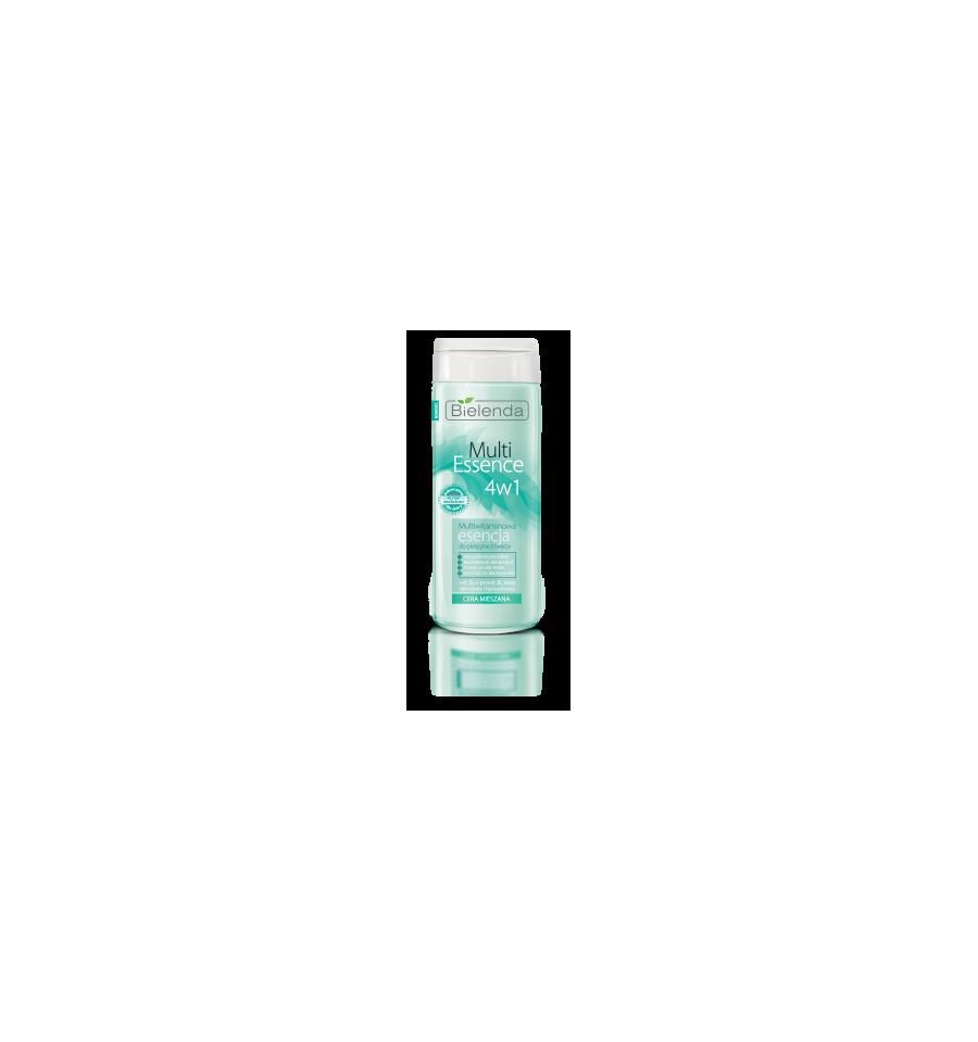 Bielenda, Multiessence 4w1, Multiwitaminowa esencja do cery mieszanej, 200 ml