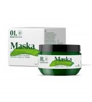 Vis Plantis, BASIL ELEMENT, Maska wzmacniająca przeciw wypadaniu włosów, 200 ml