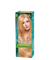 Joanna, Naturia Perfect Color, Farba do włosów bez amoniaku 113 - Karmelowy blond