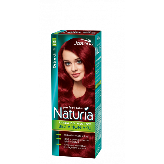 Joanna Naturia Perfect Color Farba Do Wlosow Bez Amoniaku 131