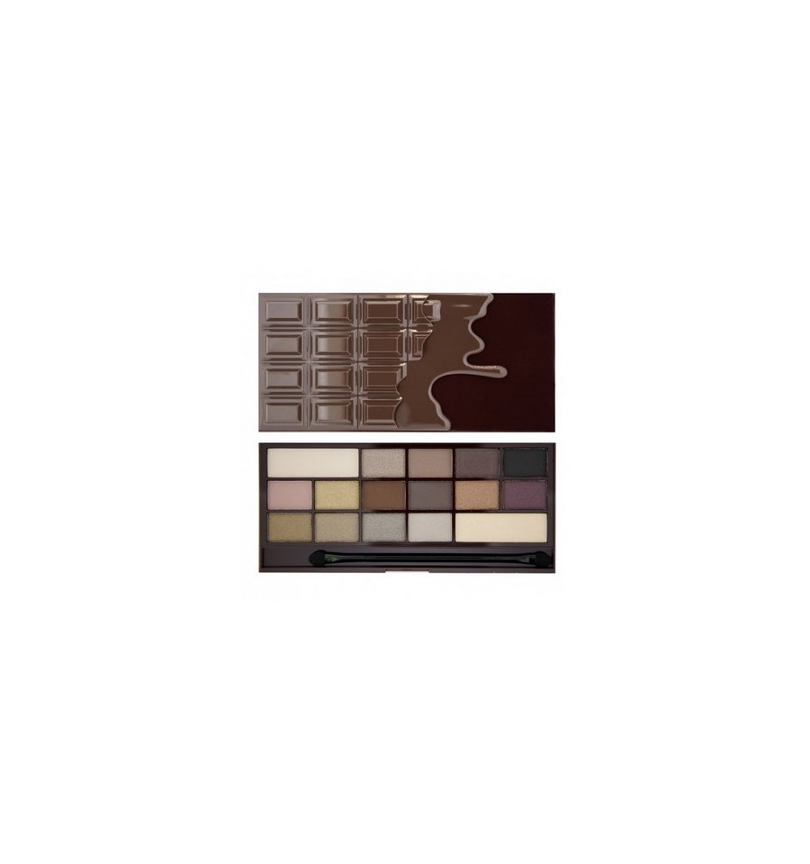 Makeup Revolution Paleta Cieni do Powiek Makeup Revolution Death by Chocolate