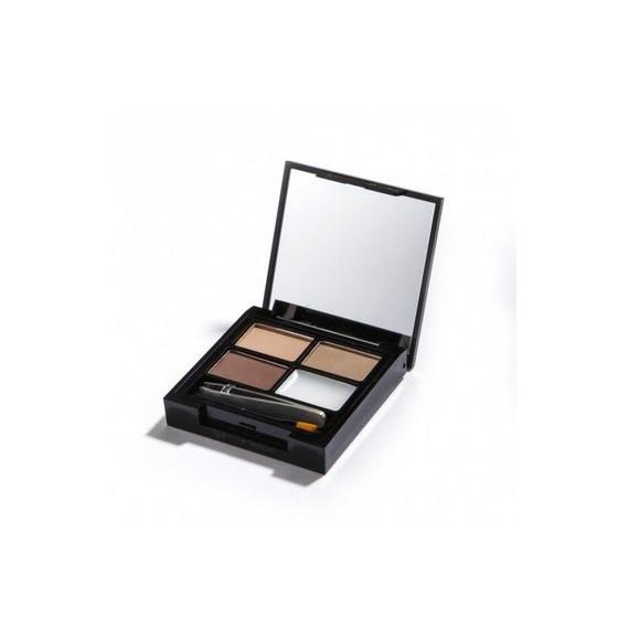 Makeup Revolution, Focus & Fix Zestaw do Brwi Light Medium