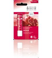 Lavera, Balsam do ust z boi-owocem granatu i bio-orzechem brazylijskim, 4,5 g