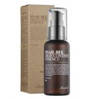 Benton,  Snail Bee High Content Essence, Esencja na bazie filtratu ze śluzu ślimaka, 60 ml