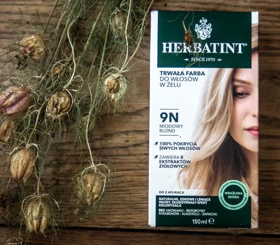Herbatint blond